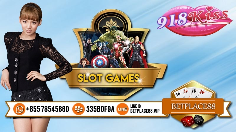 Game Judi Slot 918Kiss
